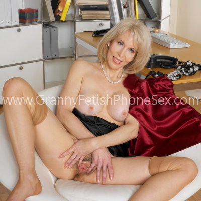 Do you love hairy pussy on older gals? It's true most mature women have a ...